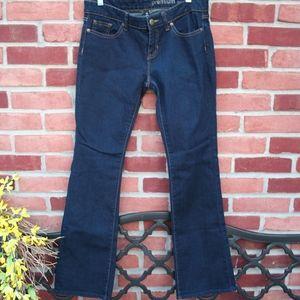 Gap Premium Bootcut Dark Rinse Jeans